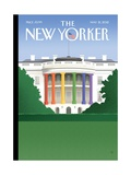 The New Yorker Cover - May 21  2012