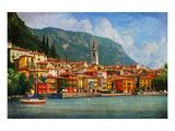 Lake Como Village  Italy