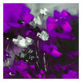 Purple Flowers II