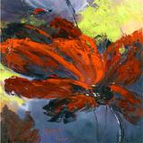 Red Flower III