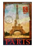 Paris Tour Eiffel Tower  Trocadero