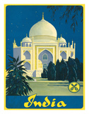 Crüwell-Tabak  Taj Mahal c1930's