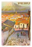 Cusco  Peru c1950's