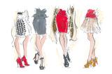 Catwalk Legs