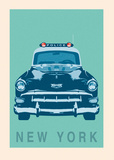 New York - Cop Car