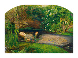 Ophelia  1851-52