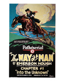 The Way Of A Man - 1924