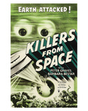 Killers From Space - 1954