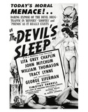 The Devil&#39;s Sleep - 1951