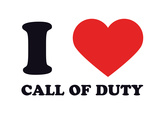 I Heart Call of Duty