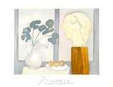 Nature Morte a la Fenetre Reproduction pour collectionneurs par Pablo Picasso