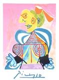 L'Alesienne Reproduction pour collectionneurs par Pablo Picasso