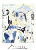 Notre-Dame Reproduction pour collectionneurs par Pablo Picasso