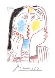 Visage Reproduction pour collectionneurs par Pablo Picasso