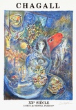 XX Siecle Reproduction pour collectionneurs par Marc Chagall
