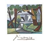 Le Verte Galant Reproduction pour collectionneurs par Pablo Picasso