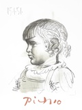 Portrait d&#39;Enfant