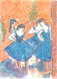 Degas Dancers