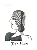 Tête Reproduction pour collectionneurs par Pablo Picasso