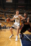 Indianapolis  IN - May 24: Miami Heat and Indiana Pacers - Tyler Hansbrough and Mike Miller