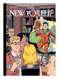 The New Yorker Cover - June 4  2012