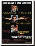 Goldfinger-Excitement
