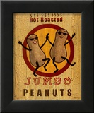 Hot Roasted Peanuts