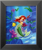 Ariel  Dreams Under the Sea