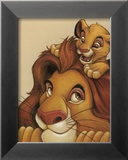 Simba and Mufasa: My Father  My Friend