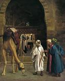 Arabian I Reproduction d'art