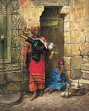 Arabian III Reproduction d'art