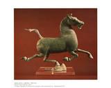 Flying Horse  Bronze Tomb of Wuwei China