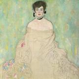 Portrait of Amalie Zuckerkandl (unfinished)   c1917-1918