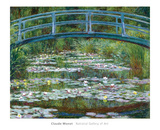 The Japanese Footbridge  c1899