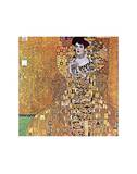 Portrait of Adele Bloch-Bauer I, c.1907 Reproduction d'art par Gustav Klimt