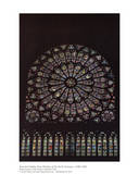 Chelles Rose Window
