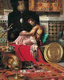 Arabian II Reproduction d'art