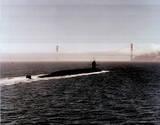 M F Winter Ohio Class Ballistic Missile Submarine