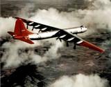 M F Winter US Airforce B-36 Heavy Bomber