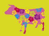 Blossom Cow