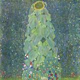 The Sunflower c.1906-1907 Reproduction d'art par Gustav Klimt