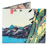 Utagawa Hiroshige Tyvek Mighty Wallet