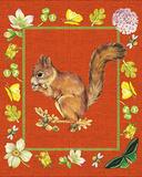 Nice Animals Chipmunks Reproduction d'art