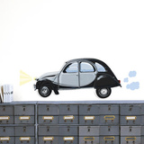 Lyonel Maillot 2CV CitroEn Wall Stickers