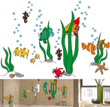 Underwater World 79 Wall Stickers
