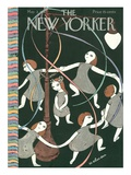 The New Yorker Cover - May 2  1942