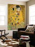 Gustav Klimt The Kiss Der Kuss Mural