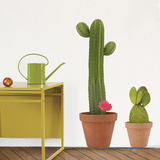 Atelier Giant Cactus Wall Stickers