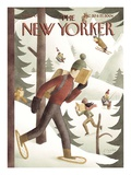The New Yorker Cover - December 20  2004