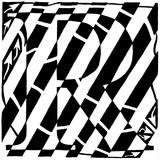 Maze of Uppercase R
